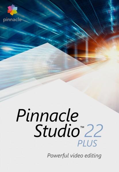 PinnacleStudio22PLUS-DEUTSCH- ESD, Lizenz, Download, #KEY