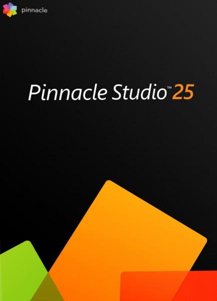 Pinnacle Studio 25 (2022) Standard, Deutsch, ESD, Lizenz, Download, #KEY