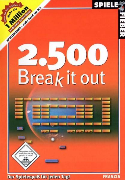 Franzis 2500 Break it out (PC)
