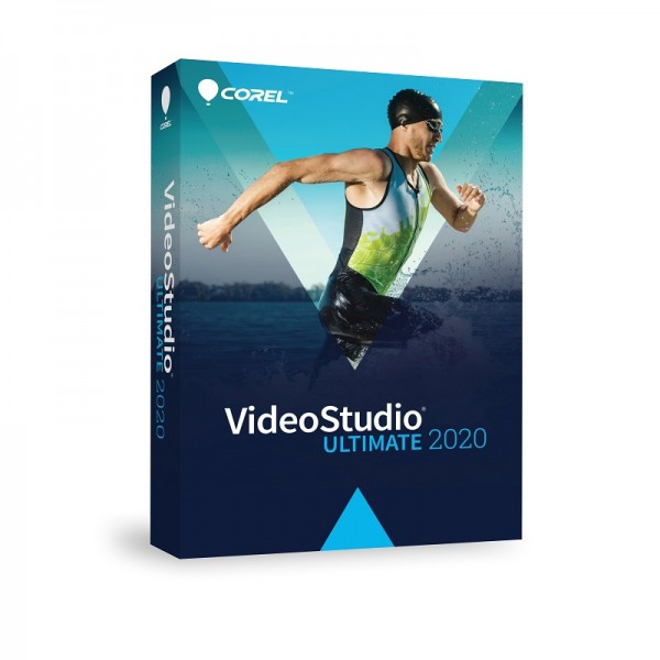 Corel VideoStudio 2020 Ultimate Deutsch, BOX