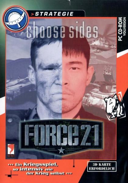 Force21 - choose sides (PC)