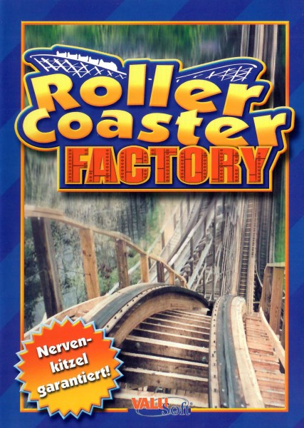 Roller Coaster Factory (PC)