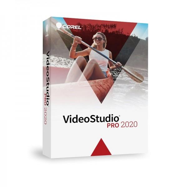 Corel VideoStudio 2020 PRO Deutsch, BOX