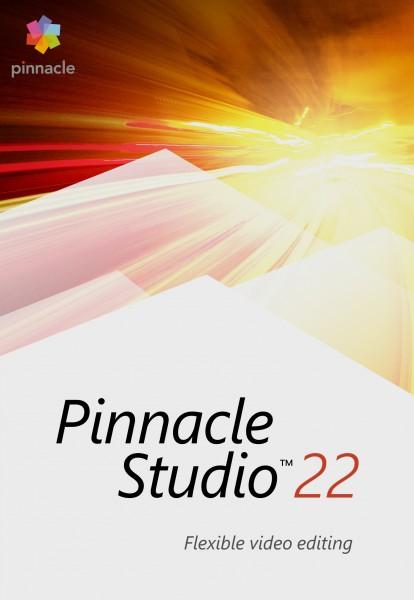 PinnacleStudio22Standard-DEUTSCH- ESD, Lizenz, Download, #KEY