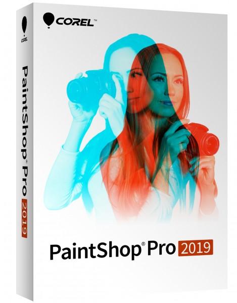 Corel PaintShop PRO 2019 -DEUTSCH- #BOX