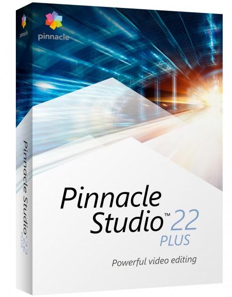 PinnacleStudio22PLUS-DEUTSCH- #BOX