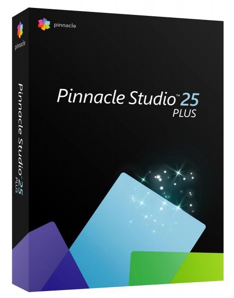 PinnacleStudio25(2022) PLUS,Windows, Deutsch, #BOX