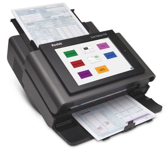 Kodak Scan Station 710 Dokumentenscanner