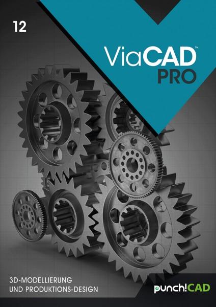 ViaCAD 12 3D Professional, ESD Lizenz Download KEY