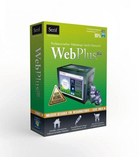 Serif WebPlus X4, BOX