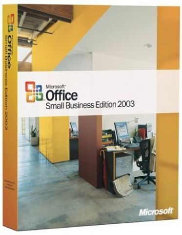 Microsoft Office 2003 Small Business OEM