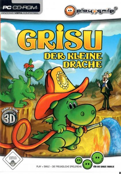 Grisu, der kleine Drache -Play+Smile- (PC)