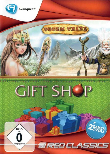 Red Classics - Totem Tribe & Gift Shop (PC)