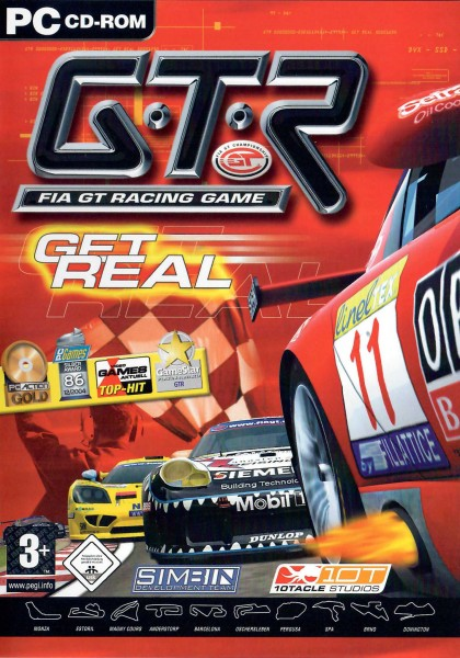 GTR- FIA GT Racing Game (Hammerpreis) (PC)