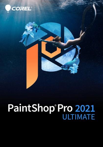 Corel PaintShop PRO 2021 *ULTIMATE* Deutsch/Multi, ESD, Lizenz, Download, #KEY