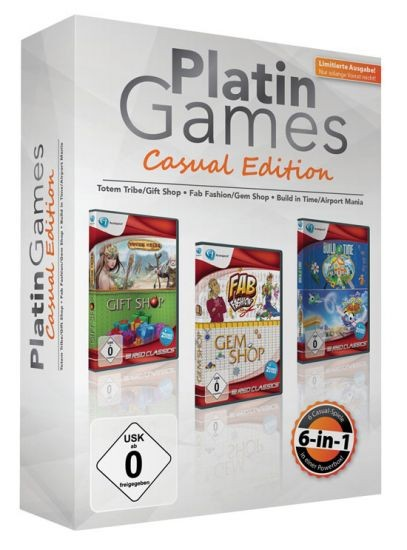 Platin Games - Casual Edition (PC)