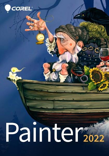COREL Painter 2022 Vollversion Windows/Mac Deutsch, Download