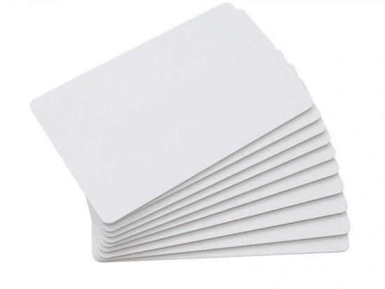 SCM CHIPDRIVE Timerecording Touch&Go RFID Mitarbeiterkarten (25er-Pack) blanko