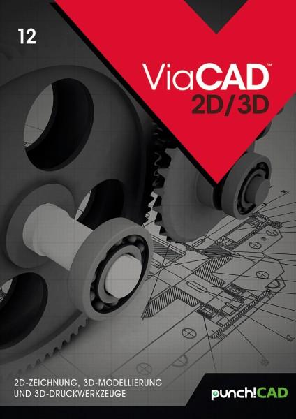 ViaCAD 12 2D/3D, ESD Lizenz Download KEY