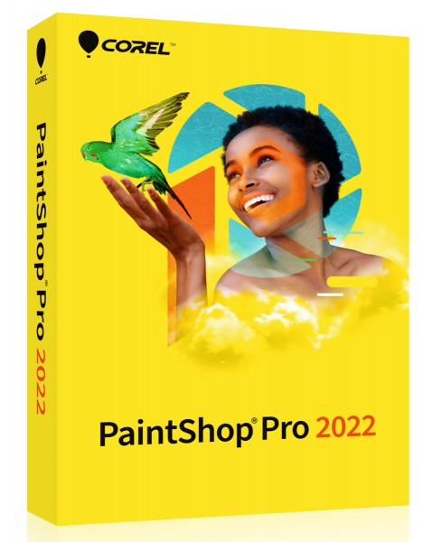 COREL PaintShop Pro 2022, Windows, Deutsch, #BOX