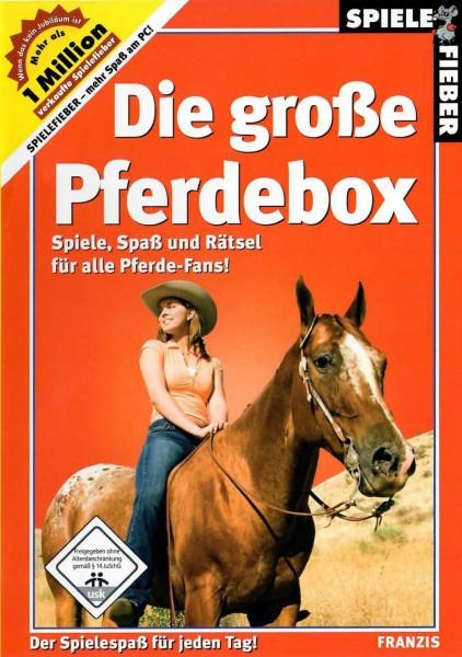 Franzis die große Pferdebox (PC)