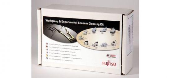 Fujitsu Scanner-Reinigungskit für Arbeitsplatz-/Abteilung-Scanner fi-Serie