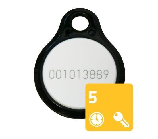 REINER SCT timeCard Transponder 5 (DES)