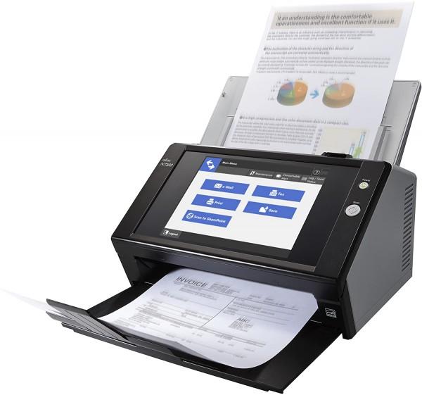 Fujitsu N7100E Netzwerk-Dokumentenscanner