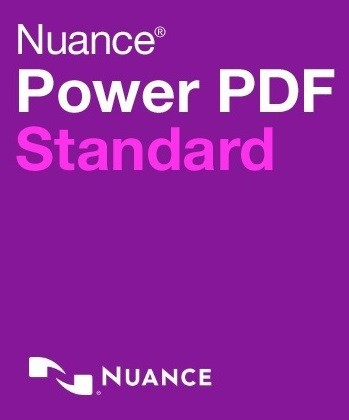 NUANCE Power PDF Standard 2.0 für WINDOWS (PDF Converter für Mac 5.0) PKC