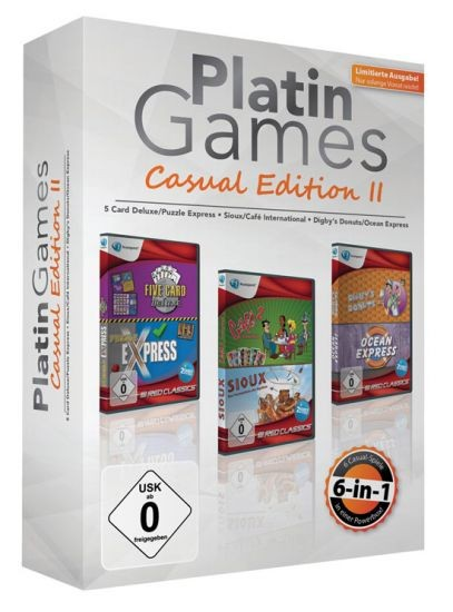 Platin Games - Casual Edition 2 (PC)
