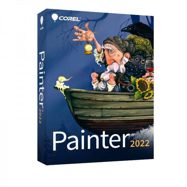 COREL Painter 2022 Vollversion DEUTSCH Windows/Mac DVD-Box