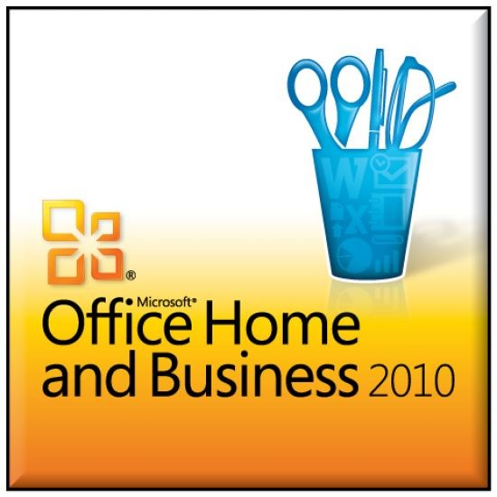 Office 2010 Home and Business 32/64 Bit, ESD / KEY