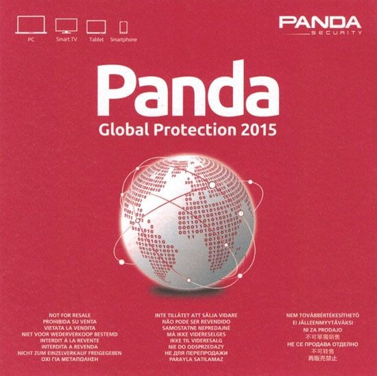 Panda Global Protection 2015 OEM, 1 User, 1 Jahr, KEY
