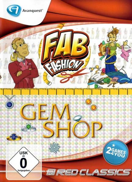 Red Classics - Fab Fashion & Gem Shop (PC)