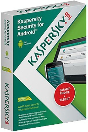 Kaspersky Android Security, Mobile Security, 2 User, 1 Jahr, ESD Lizenz Download