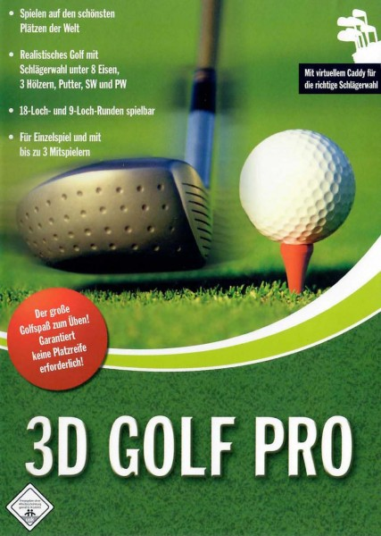 3D Golf PRO (PC)
