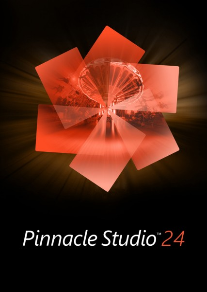 Pinnacle Studio 24 Standard Windows DEUTSCH, ESD, Lizenz, Download, #KEY