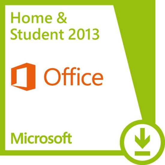 Office 2013 Home and Student, KEY